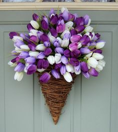 Supposed to be for Valentine's Day but I think it would be great for Easter since it has a lot of purple