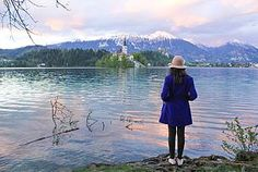 This may be the Most Romantic Lake in the World: Lake Bled,...