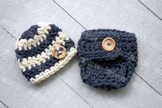 Newborn+baby+boy+hat+and+diaper+cover+set+by+emmascozyattic,+$45.00