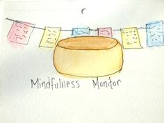"""Mindfulness Monitor- chooses 2-3 times a day when the class needs to have a """"mindful moment"""""""