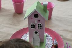 Activities at a Fairy Party #fairy #party