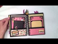Love to Scrap Pocket Page Mini Album