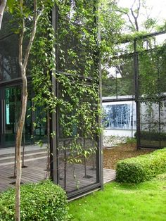Project: Ampersand Showroom | SEKSAN DESIGN - Landscape Architecture and Planning