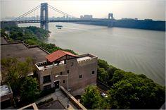 Pumpkin House/ Washington Heights/ Hudson River/ GWB