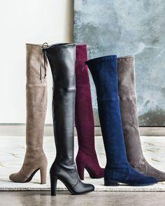 Fall Must-Have: Stuart Weitzman, Stuart Weitzman boots