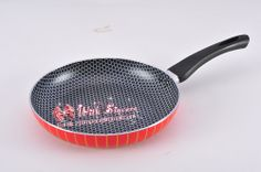 24CM Dia non-stick frying pans in feshion coating.