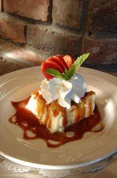 Throwback Thursday: Caramel Bread Pudding from Benjamin's - Entertainment & Life - providencejournal.com - Providence, RI