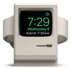 Cute Apple Watch stand will drive Mac fans crazy | Cult of Mac
