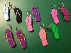 Square stitch flip flop EVERYWHERE by doggie-dew.deviantart.com on @deviantART