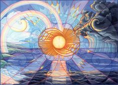 Sunset Activation - by Francene Hart