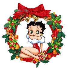Betty Boop Christmas | Betty Boop Christmas and Holiday animated gifs