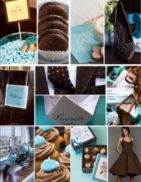 44 best Brown Teal Wedding images on Pinterest | Wedding ideas ...