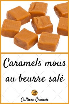 Caramel Mou, Caramel Fudge, Cooking Chef, Cooking Recipes, Dessert Aux Fruits, Biscuit Recipe, Biscuits, Sweet Treats, Food And Drink
