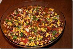 Sicy Bean Salsa