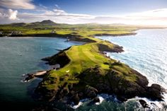 Nefyn & District Golf in Wales - not a bad place to play some golf!