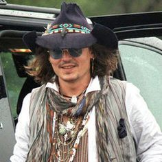 Johnny Depp/Cherokee..and..S-e-x-y