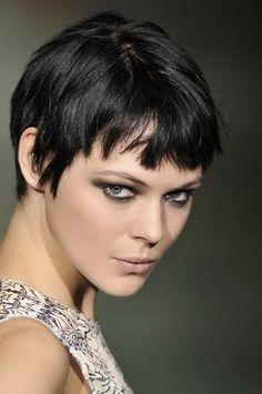Modelos de cabello corto, hermosos modelos para todas las chicas bellas