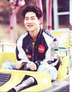 Jooheon from Monsta X. The primary inspiration for this board. Monsta X Jooheon, Shownu, Kihyun, X Picture, Lee Joo Heon, Drama Fever, Jaebum Got7, Won Ho, Hyun Woo