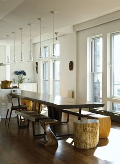 Matthew Blesso's NYC Penthouse