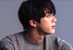 Jin Icons, Hair Icon, Kim Jin, Bts Love Yourself, Purple Love, Worldwide Handsome, South Korean Boy Band, Korean Singer, Seokjin