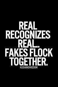 Real eyes see real lies.....