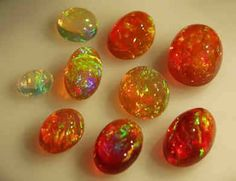 Mexican Opals