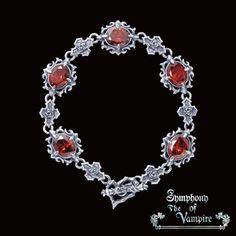 New /Rose Croix Bracelet/Symphony of The Vampire