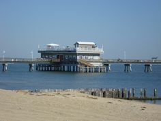 Ocean View Pier in Norfolk, VA. Servicing Elizabeth City, NC and all of Hampton Roads, VA: Chesapeake, Norfolk, Portsmouth, Suffolk, Virginia Beach, Hampton, Newport News, and Williamsburg! http://searsgaragedoors.com/locations/VIRGINIABEACH-VA.aspx