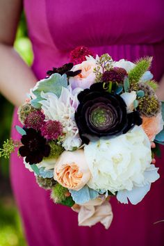 25 Stunning Wedding Bouquets - Part 4 - Belle the Magazine . The Wedding Blog For The Sophisticated Bride