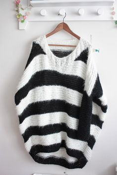Tricot - Robe pull oversize