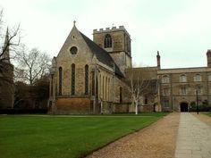 Jesus College, Cambridge - Wikipedia, the free encyclopedia