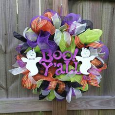 Check out this item in my Etsy shop https://www.etsy.com/listing/480979223/halloween-wreath-party-decor-trick-or