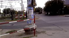 En las cercanías de la estación de ezeiza