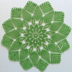 Pineapple Crochet, Eco Friendly House, Crochet Doilies, Decorations, Create, Green, Inspiration, Home Decor, Biblical Inspiration