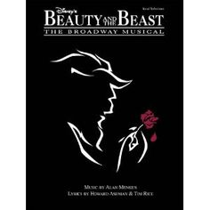 Disney's Beauty and the Beast: The Broadway Musical {the music BOOK! AHHHHHH!!!!}