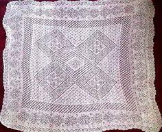 Ravelry: Orenburg Style Shawl pattern by Wendy Engstrom