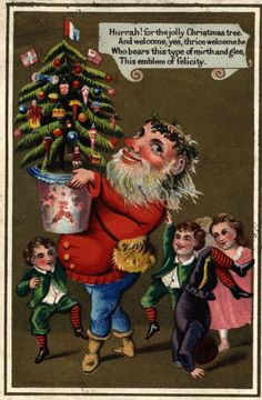 After the first Christmas card was sent in 1843, Victorians eagerly embraced the new tradition.