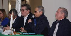 Asiste Rafael Gamboa, director nacional de FIRA, a sesión del Consejo Directivo del Ceach | El Puntero