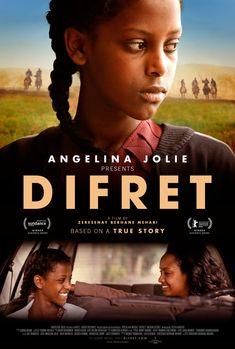 Difret (2014) Zeresenay Mehari. En Addis Abeba, la abogada Meaza Ashenafi ayuda a mujeres y niños pobres que necesiten la ayuda de un letrado. Se enfrenta a un hostigamiento constante por parte de la Policía y del Gobierno. Aun así, se atreve a defender a Hirut, una chica de 14 años a la que secuestraron y violaron cuando regresaba del colegio y que consiguió matar a sus raptores antes de escapar. A pesar de haber actuado en defensa propia, Hirut puede ser condenada a la pena de muerte.