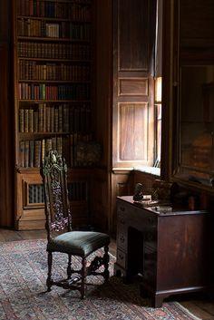 Dyrham House, Gloucestershire / Interior. National Trust