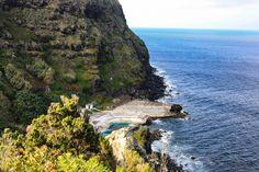Top Highlights Azoren, Sao Miguel, Naturschwimmbad - Tipps von PASSENGER X