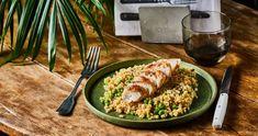 Green Kitchen, Superfood, Paella, Tofu, Pasta Salad, Smoothie, Meat, Chicken, Ethnic Recipes