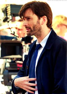 David Tennant / Broadchurch