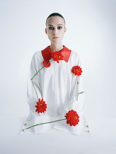 Best Performances 2015 - Keira Knightley -  Photography by Tim Walker - W magazine