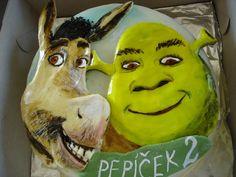 Dort se Shrekem a oslíkem | Fotogalerie | Sladký MÉĎA - cukrárna trošku jinak Shrek, Disney Characters, Fictional Characters, Fantasy Characters
