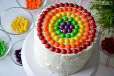 Tęczowy tort 18