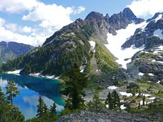 Strathcona Provincial Park, Vancouver Island, BC