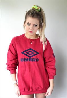 Red. I want an oversized one like this.