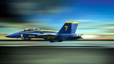 F-18 - Blue Angels