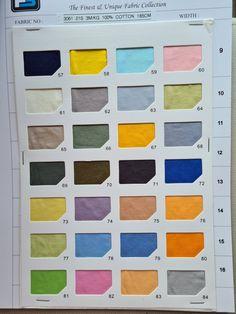 COMFORT COTTON 180GSM 185CM 3M/KG 100% COTTON Bath Mat, The 100, Fabric, Cotton, Shirts, Collection, Home Decor, Tejido, Tela